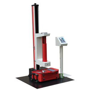 Luggage Drop Hammer Impact Tester