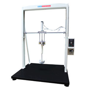 Children's bed lift and impact tester