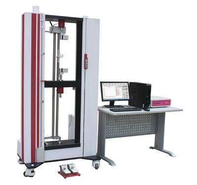 Komputer Kontrol Servo Bahan Testing Machine