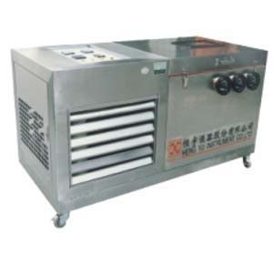 Wire low temperature flexing testing machine
