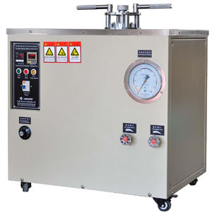 Oxygen air bomb age tester