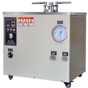 Oksigen bom udara usia tester