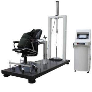Office Chairs Backrest Impact Tester