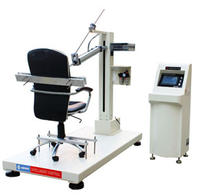 Office Chair Back Hypsokinesis Durability Tester
