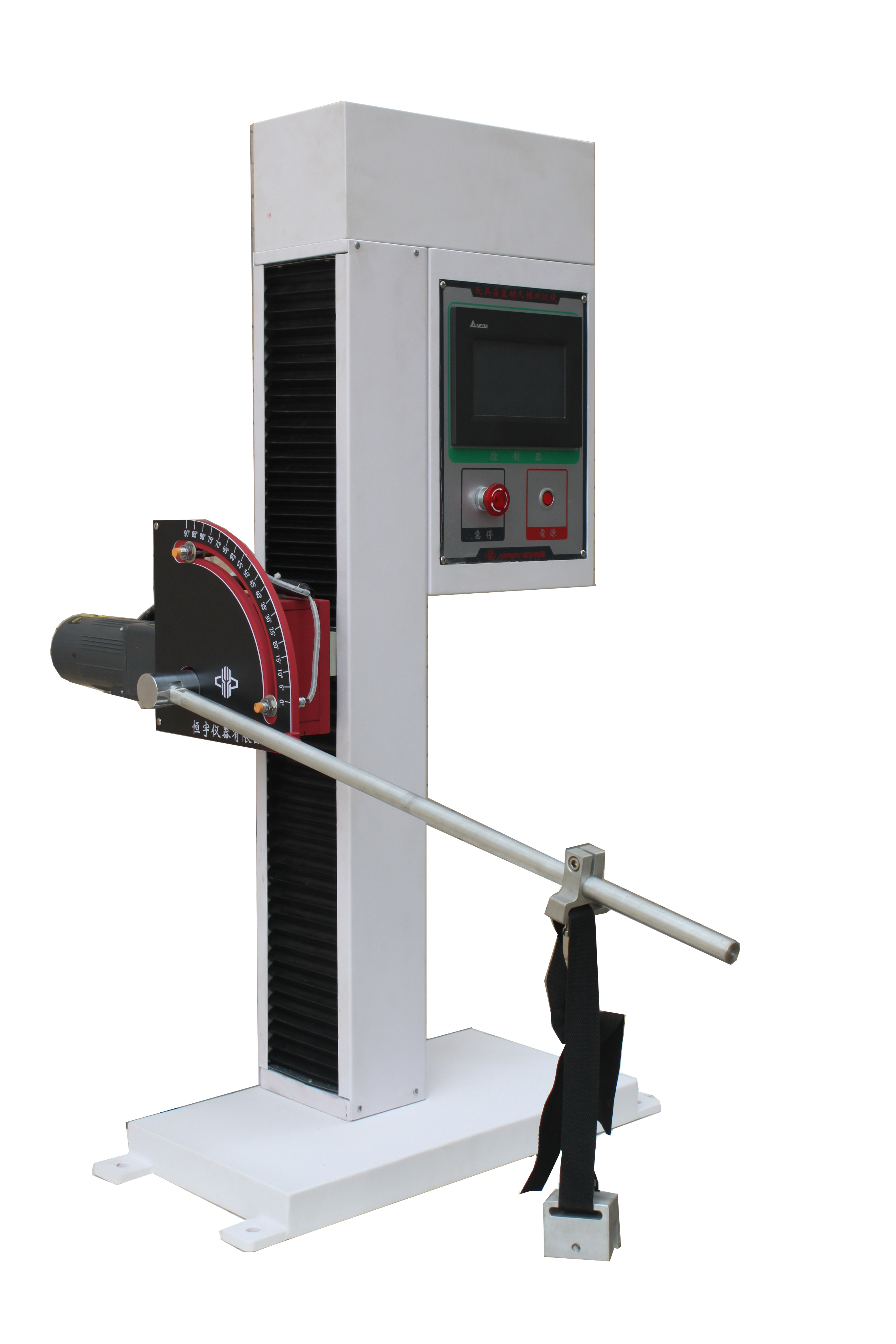 toy box cover durability resistance tester